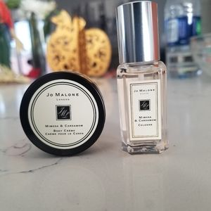 Jo Malone Mimosas and Cardamom 9ml+15ml body creme